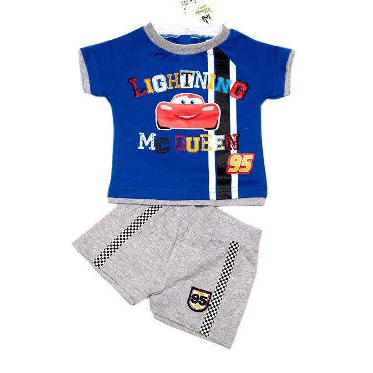 Disney Cars baby jongens set T-shirt & broekje