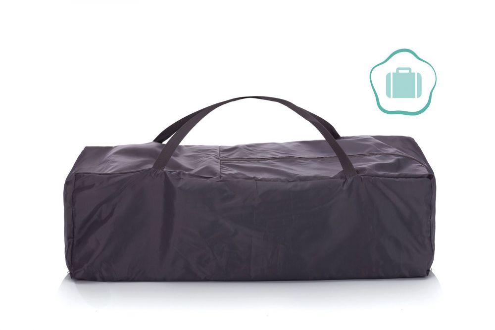 Campingbedje - Reiswieg - Alles in 1 complete set - inclusief matras - De luxe