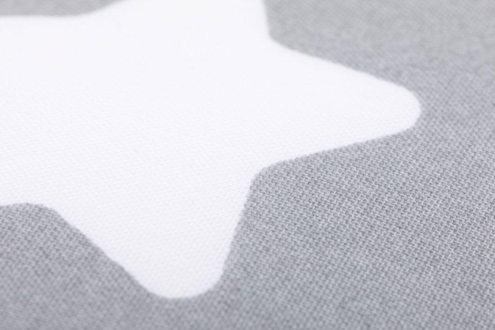 Voedingskussen - Zwangerschapskussen - 190 cm - met wasbare hoes - stars