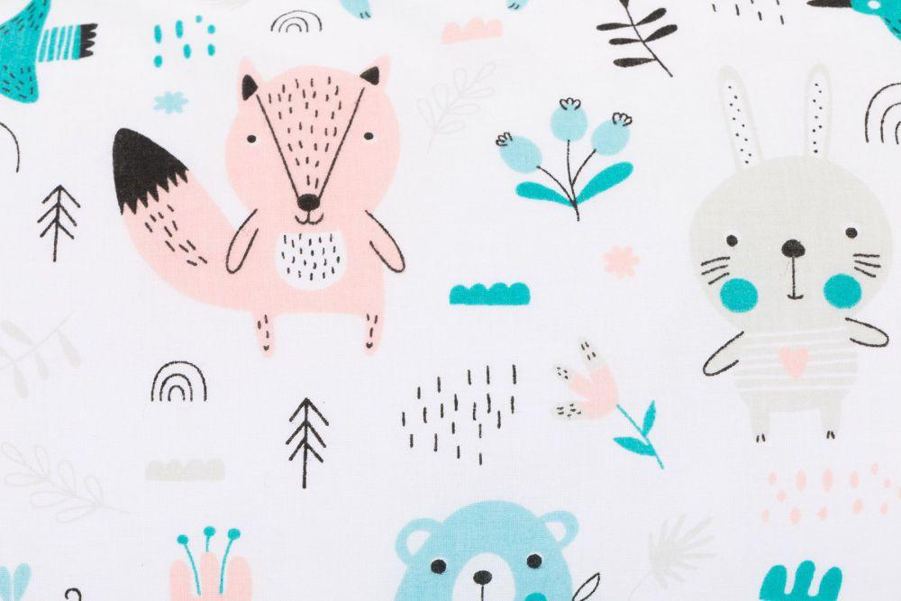 Voedingskussen - Zwangerschapskussen - 190 cm - met wasbare hoes -forest