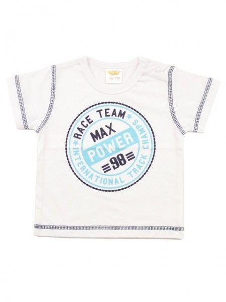 Dirkje Baby Jongens Shirt Race Team