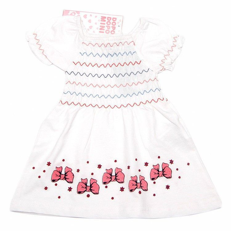 Baby meisjes jurk Vlinder