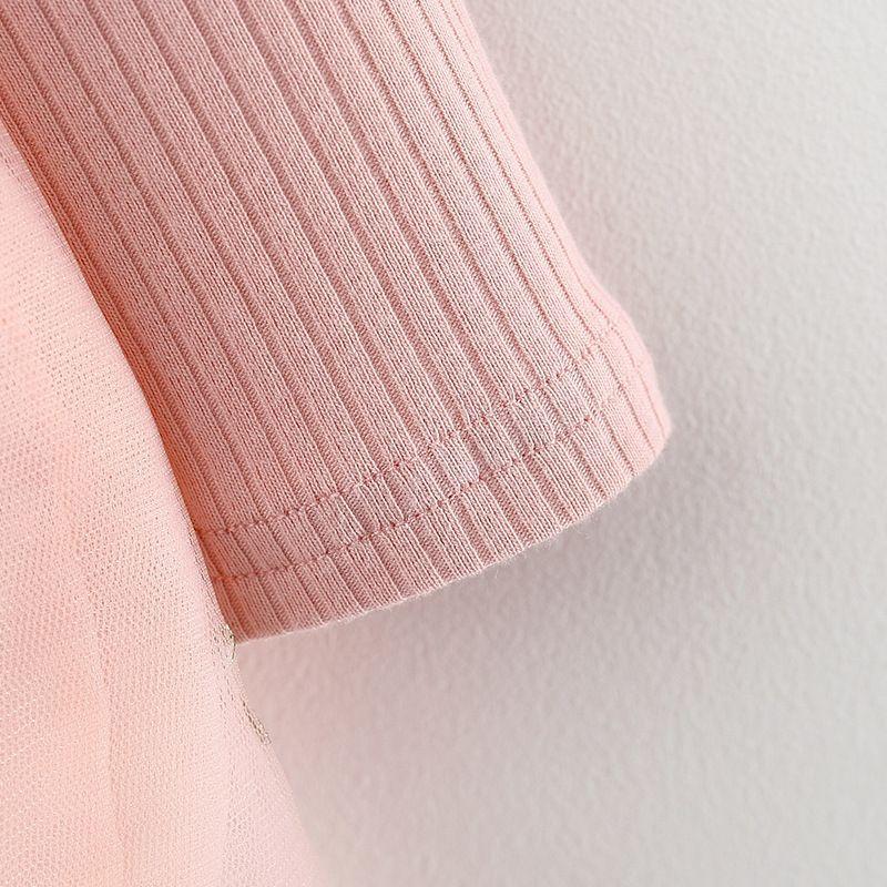 Baby Garden Baby jurk roze