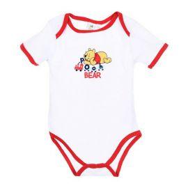 Baby meisjes romper Winnie de Pooh rood